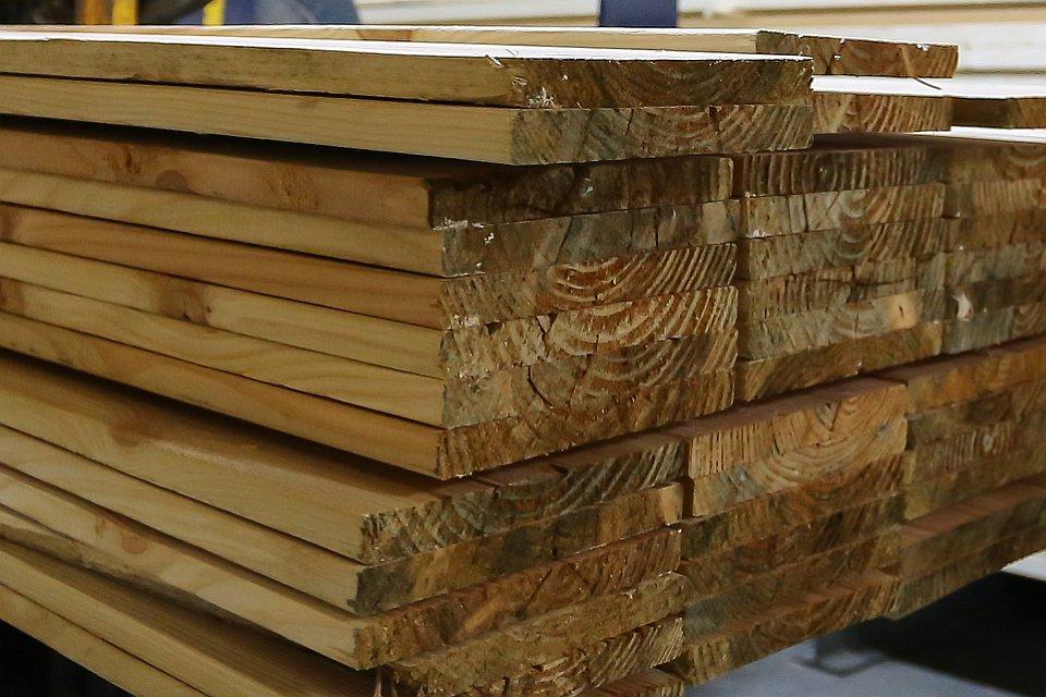 Planken Op Maat Bestellen.Douglas Hout Kopen Bij Houthandel Houtlijn