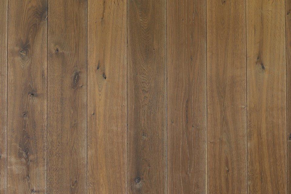 Eiken vloer schaven de houtlijn